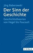 Jörg Baberowski - Der Sinn der Geschichte