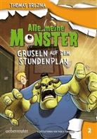 Thomas Brezina, Thomas C. Brezina, Pablo Tambuscio - Alle meine Monster, Gruseln auf dem Stundenplan