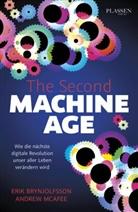 Eri Brynjolfsson, Erik Brynjolfsson, Andrew Mcafee - The Second Machine Age