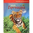 Hmh (COR), Houghton Mifflin Company - Math Expressions, Grade 2 Homework and Rembering Consumable