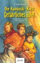 Carlo Meier, Lisa Gangwisch - Die Kaminski-Kids - Gefährliches Spiel