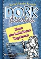 Rachel R Russell, Rachel R. Russell, Rachel Renée Russell - DORK Diaries - Mein dorkaliziöses Tagebuch!