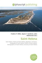 Agne F Vandome, John McBrewster, Frederic P. Miller, Agnes F. Vandome - Saint Helena