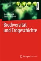 Jen Boenigk, Jens Boenigk, Sabina Wodniok - Biodiversität und Erdgeschichte