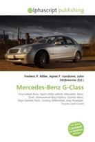 Agne F Vandome, John McBrewster, Frederic P. Miller, Agnes F. Vandome - Mercedes-Benz G-Class