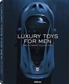 Jennifer Davis, Nathalie Grollmund, Nathali Grolimund - Luxury Toys for Men