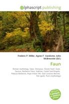 Agne F Vandome, John McBrewster, Frederic P. Miller, Agnes F. Vandome - Faun