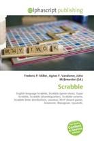 Agne F Vandome, McBrewster, John McBrewster, Mille, Frederic P. Miller, Vandom... - Scrabble