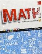 McGraw Hill, McGraw-Hill, Mcgraw-Hill Education - Glencoe Math, Course 1, Student Edition, Volume 1