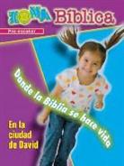 Various - Zona Biblica En La Ciudad de David Preschool Leader's Guide: Bible Zone in the City of David Spanish Preschool Leader's Guide