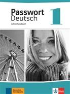 Anneliese Ghahraman-Beck, Pavin Ghahraman-Beck, Nicol Zeisig - Passwort Deutsch, 5 Bde. - 1: Passwort Deutsch 1 : Lehrerhandbuch : A1