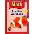 Houghton Mifflin (COR), Houghton Mifflin Company - Houghton Mifflin Math Practice Level 6