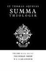 Saint Thomas Aquinas, Thomas Aquinas, M. J. Charlesworth - Summa Theologiae