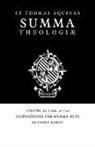 Saint Thomas Aquinas, Thomas Aquinas, Anthony Kenny - Summa Theologiae