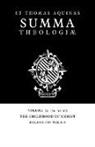 Saint Thomas Aquinas, Thomas Aquinas, Roland Potter - Summa Theologiae