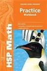 Hsp, Hsp (COR), Harcourt School Publishers - Math, Grade 5 Practice Workbook