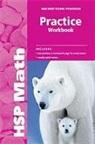 Hsp, Hsp (COR), Harcourt School Publishers - Math, Grade 1 Practice Workbook
