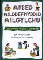 Nicky Scott, Axel Scheffler - Arbed Ailddefnyddio Ailgylchu