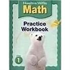 Math, Not Available (NA), Houghton Mifflin Company - Houghton Mifflin Math Practice Workbook Grade 1
