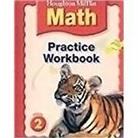 Math, Not Available (NA), Houghton Mifflin Company - Houghton Mifflin Math Practice Workbook Grade 2