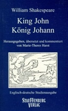 William Shakespeare - King John. König Johann