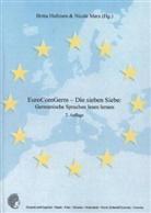 Britt Hufeisen, Britta Hufeisen, Marx, Nicole Marx - EuroComGerm - Die sieben Siebe, m. 1 CD-ROM