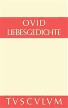 Richard Harder, Walter Marg, Ovid, Harder, Richard Harder, Walte Marg... - Liebesgedichte. Amores