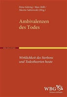 Stefan Dreßke, Fittkau, Ludge Fittkau, Ludger Fittkau, Peter Fuchs, Peter (Prof. Dr. Fuchs... - Ambivalenzen des Todes