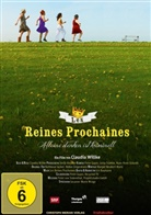 Claudia Willke, freihändler filmproduktion, Claudia Willke - Les Reines Prochaines, 1 DVD