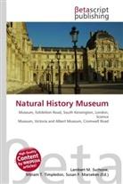 Susan F Marseken, Susan F. Marseken, Lambert M. Surhone, Miria T Timpledon, Miriam T. Timpledon - Natural History Museum