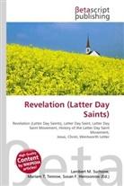 Susan F Marseken, Susan F. Marseken, Lambert M. Surhone, Miria T Timpledon, Miriam T. Timpledon - Revelation (Latter Day Saints)
