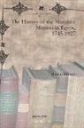 Butrus Khoury - The History of the Maronite Mission in Egypt, 1745-1927