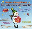 Various - Meine allerschönste Weihnacht, 2 Audio-CDs (Hörbuch)