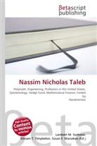 Susan F Marseken, Susan F. Marseken, Lambert M. Surhone, Miria T Timpledon, Miriam T. Timpledon - Nassim Nicholas Taleb