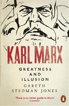 Gareth Stedman Jones, JONES GARETH STED, Gareth Stedman Jones - Karl Marx