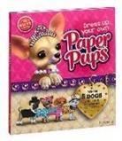 April Chorba, Editors of Klutz, Inc. Scholastic, Klutz - Dress-Up Your Own Paper Pups
