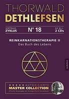 Thorwald Dethlefsen - Reinkarnationstherapie II - Das Buch des Lebens, Audio-CD (Hörbuch)