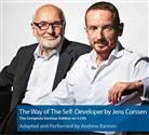 Andrew Bannon, Jens Corssen, Andrew Bannon, Jens Corssen - The Way of Self-Developer by Jens Corssen, 4 Audio-CDs (Hörbuch)