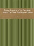 John Martin - Torah Gematria of the Set-Apart Spirit