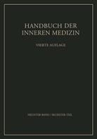 Mohr, L. Mohr, Ernst Wollheim, G. von Bergmann, Gustav Von Bergmann, von Bergmann... - Handbuch der inneren Medizin - Teil 6: Krankheiten der Gefässe, 2 Tle.