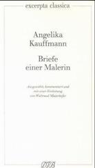 Angelika Kauffmann - Briefe einer Malerin