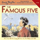 Enid Blyton - Famous Five: Five Go Off To Camp & Five Go To Billycock Hill (Hörbuch)