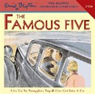 Enid Blyton - Famous Five: Five Go To Smugglers Top & Five Get Into A Fix (Hörbuch)