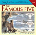 Enid Blyton - Famous Five: Five Have a Mystery to Solve & Five Go Down to the Sea (Hörbuch)