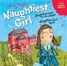 Enid Blyton - Naughtiest Girl in the School and Naughtiest Girl Again (Hörbuch)