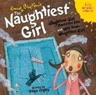 Enid Blyton, Anne Digby - The Naughtiest Girl: Naughtiest Girl Saves the Day & Well Done, The (Hörbuch)