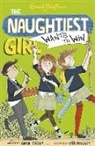 Enid Blyton, Anne Digby - The Naughtiest Girl Wants to Win