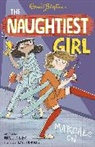 Enid Blyton, Anne Digby - The Naughtiest Girl MArches On