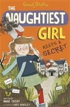 Enid Blyton, Anne Digby - Naughtiest Girl Keeps A Secret
