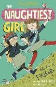 Enid Blyton, Anne Digby - Naughtiest Girl Helps A Friend - The Naughtiest Girl